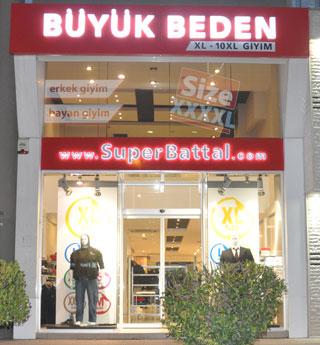 Büyük Beden Erkek Giyim Gaziantep Mağazası
