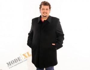 Büyük Beden Erkek Palto
